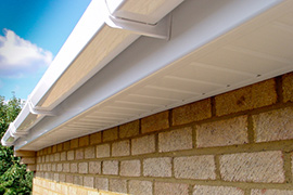 Roofline Upvc Facia Soffit And Guttering Cambridge