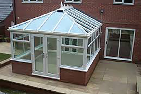 Edwardian Conservatory Cambridge | Safeseal Frames