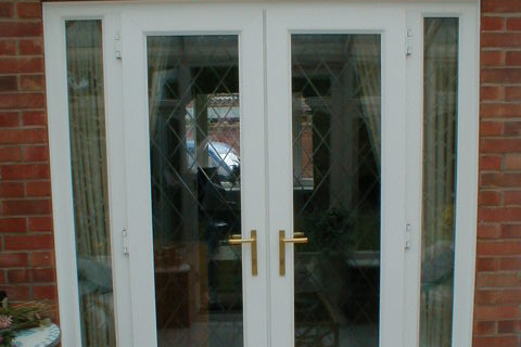French Doors Cambridge | Safeseal Frames