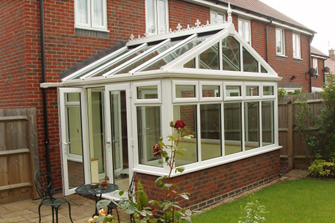 Gable End Conservatory Cambridge | Safeseal Frames