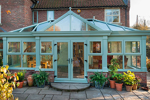Green Orangery Cambridge